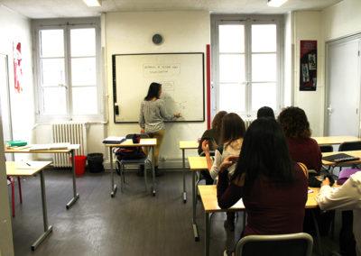 Salle de classe - ELEA Presqu'île