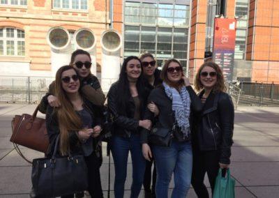 Voyage à Paris lors du congrès des nouvelles esthétiques en Avril dernier