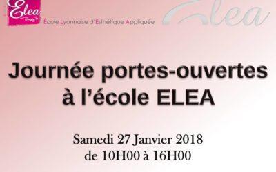 Portes-ouvertes école d'esthétique ELEA