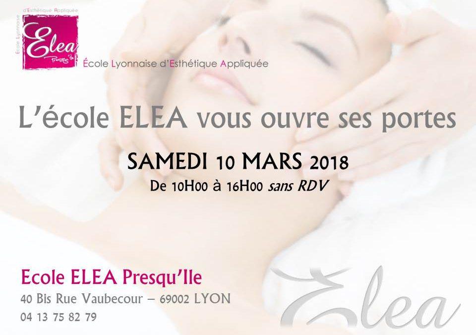Nouvelle journée portes-ouvertes à ELEA