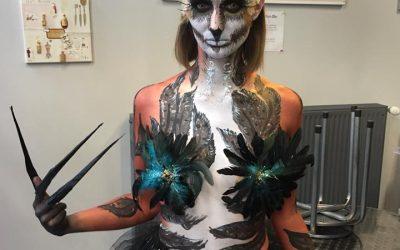 Concours de maquillage SLA