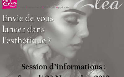 Session d'informations à Elea