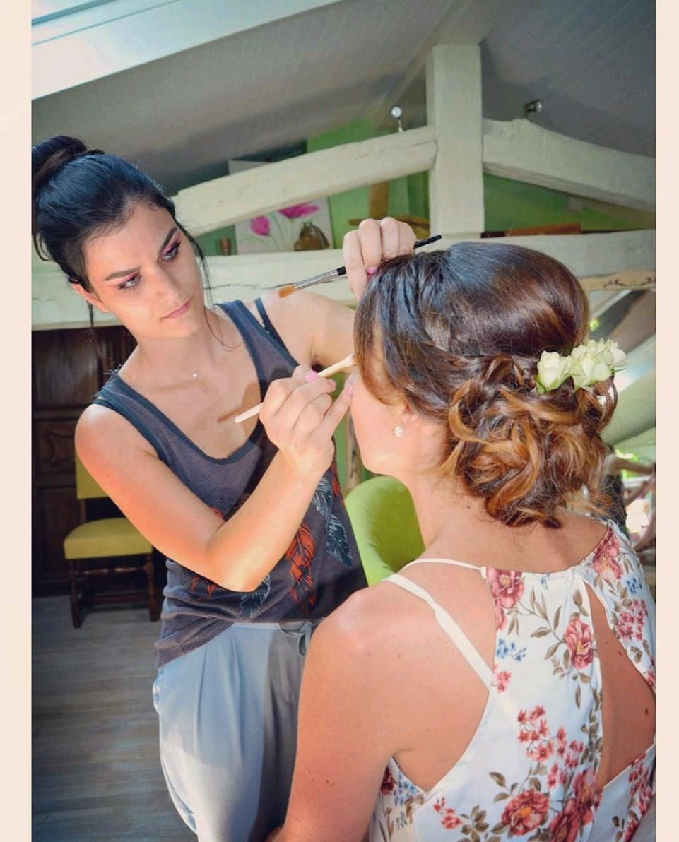 maquillage ELEA - Bruna